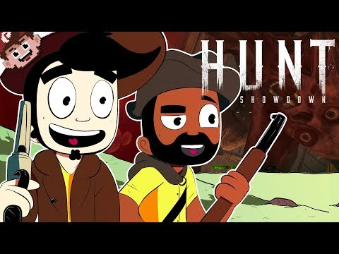 HUNT or BE HUNTED! | A World of Evil Monsters & Gamers! (Hunt: Showdown w/ Chilled & GaLm)