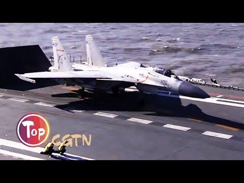 Le groupe aéronaval du Liaoning mène des exercices en mer de Chine méridionale