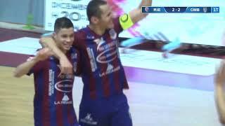 SerieA Futsal   Real Rieti vs Signor Prestito CMB Highlights