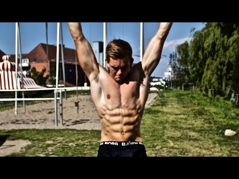 Top 3 Abs Exercises (Bar) - 6 pack - Calisthenics - Bar Brothers DK