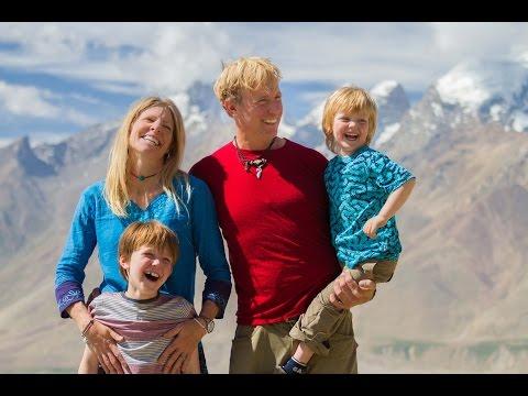 Bruce Kirkby's 'Big Crazy Family Adventure'