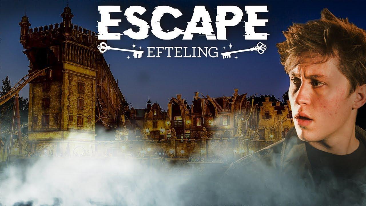 Ontsnapt familie van Holland aan de Vliegende Hollander? - 🗝️ Escape Efteling #3 | Efteling Junior