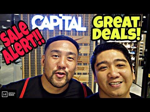 massive-sale-at-capital- -u-p-town-center- -sneaker-store-visit