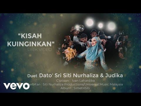 Dato Siti Nurhaliza - Kisah Ku Inginkan (Lyric Video) ft. Judika