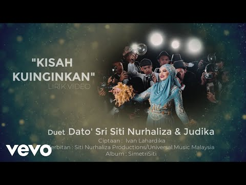 Dato' Sri Siti Nurhaliza - Kisah Ku Inginkan (Lyric Video) ft. Judika
