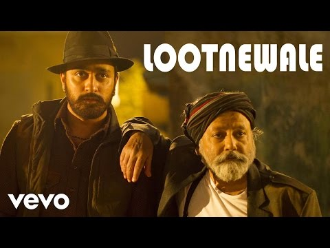 LOOTNEWALE  song lyrics
