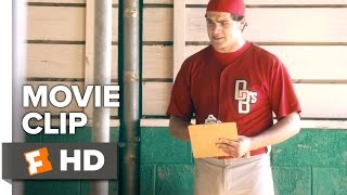 Undrafted Movie CLIP - I'm Holding the Clipboard (2016) - Duke Davis Roberts Movie
