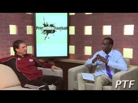 Primetime Football Magazine Ep 1 The Premiere