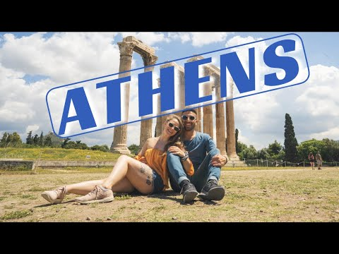 How Athens Became Our FAVORITE European City