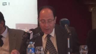 مصر العربية   محمود أبو زيد: استخدام التكنولوجيا في تحلية المياه ضرورة