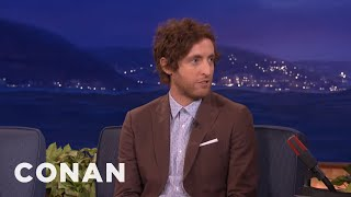 Let Thomas Middleditch Tell You All About Horse Breeding  - CONAN on TBS