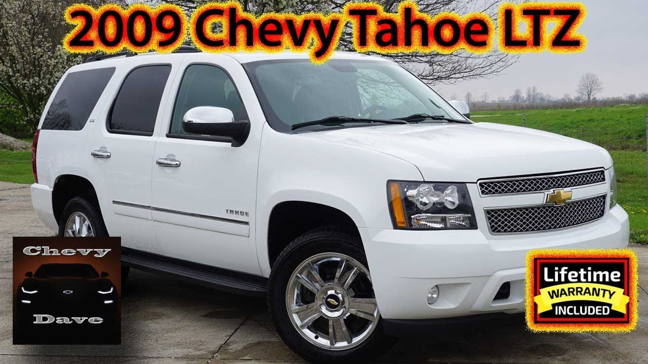 2009 Chevrolet Tahoe Ltz Review And For Sold