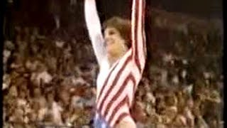 Mary Lou Retton - Olympic Gold