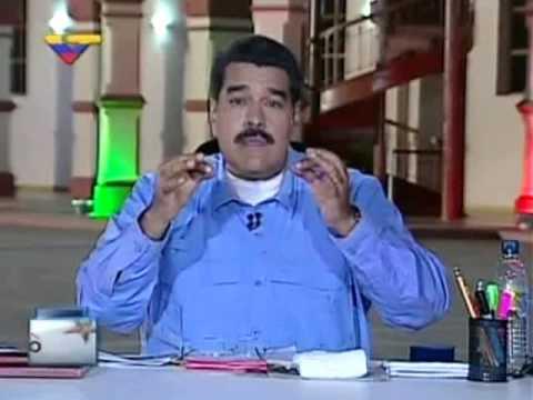 Maduro sobre Macri: Es un burgués y creo que le va a ir mal