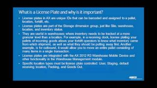 Microsoft Dynamics AX : Outbound Warehouse Management WAX