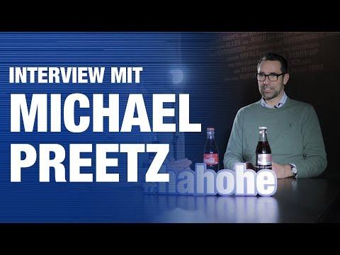 INTERVIEW MIT MICHAEL PREETZ - Jahresabschluss 2017 - Hertha BSC - Berlin - 2018 #hahohe