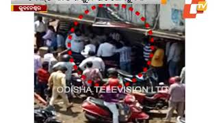 Traffic Cop Assaulted In Public View In Bhubaneswar