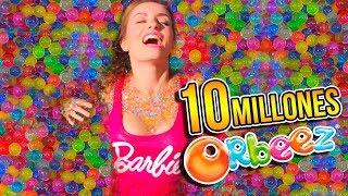 10 MILLONES DE ORBEEZ EN UNA PISCINA! BOYFRIEND PRANK | Katie Angel