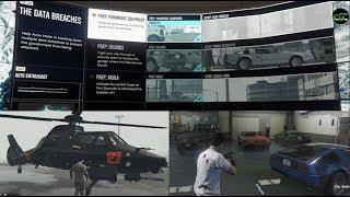 GTA 5 - The Doomsday Heist DLC (Heist Prep: Paramedic Equipment, Deluxos, Akula)