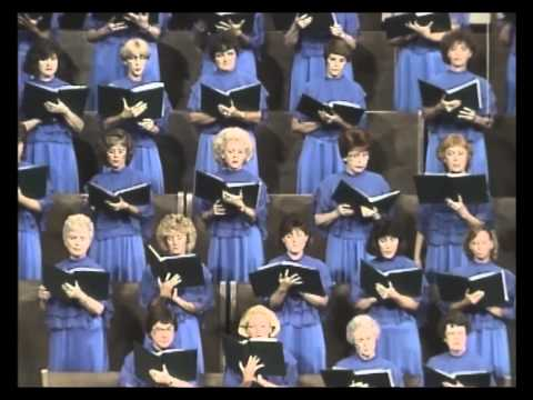 Lead On O King Eternal - Diane Bish & The Second Baptist Choir of Houston Texas - Program #8823