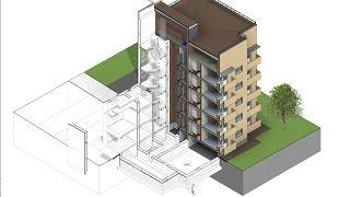 Стрим - Рабочее проектирование Revit Architecture