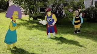 The Cartoon Lawn - Whycocomagh, Cape Breton