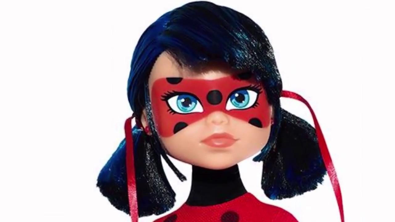 Miraculous Ladybug Boneca Ioio Da Ladybug Jogo Novas Armas Desenho