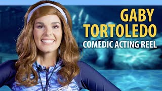Gaby Tortoledo Comedic Acting Reel