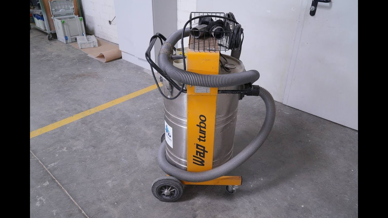 Lamellenfilter geeignet für Wap Alto Turbo XL Modelle 1-3 Rundfilter LF 3