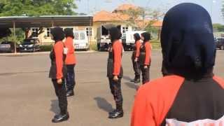 Latihan Intensif Bakal Komander Siri ke-23 UiTM Johor