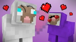 DOES MY SON HAVE A GIRLFRIEND? | Minecraft