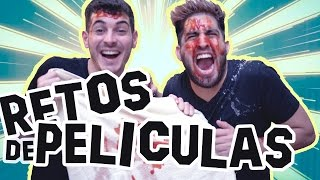 RETOS DE PELICULAS | Antón Lofer ft Dante Caro