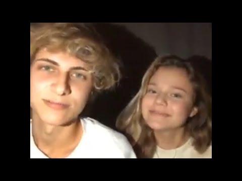 Lukas Rieger & Faye Montana sind KEINE Lügner! Instagram Live Stream 16.09