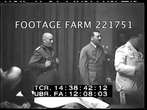 4 Power Meeting Signing Munich Agreement 221751 06 Footage Farm