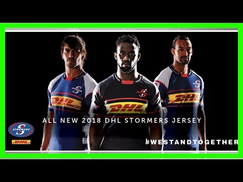 TOP NEWS – Stormers announced new, self-produced in 2018 Super rugby jersey | IOL sport