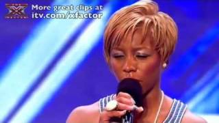 X Factor 2010 - Rolling On The River [Glee / Tina Turner] (Annastasia Baker) (Full Version)