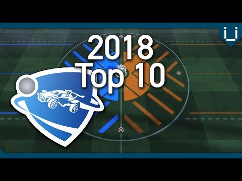 Top 10 Rocket League Players Of 2018