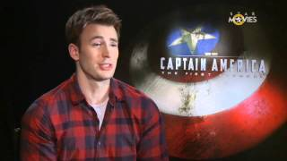 STAR Movies VIP Access: Captain America - Chris Evans