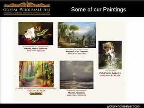 Wholesale Oil Paintings on Canvas, Fine Art …