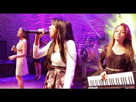 Banda Fé Meninas ● Não Vou Perder a Fé ( Calypso Gospel )