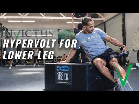 Hypervolt  For Lower Leg   CrossFit Invictus