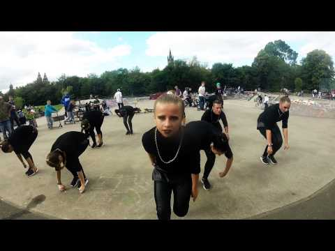 KID INFUSION | WK CHOREO | NO SECRETS | FRESH LABEL STUDIOS