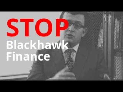 Blackhawk Finance Calling? | Debt Abuse + Harassment Lawyer