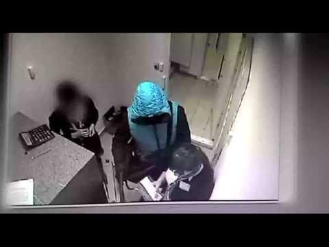 Ограбление банка. Новосибирск