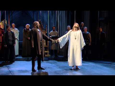 Richard II stage footage | Act IV, scene 1 - the deposition scene | 2013 | Royal Shakespeare Company