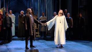 Richard II stage footage | Act IV, scene 1 - the deposition scene | 2013 | Royal Shakespeare Company