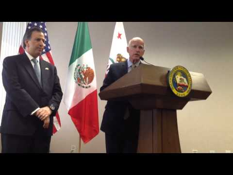 Jerry Brown on border crisis