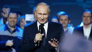 Аналитика недели: Олимпиада, Путин, ИГИЛ, Украина, Саакашвили, Трамп - 9 dec. 2017   04