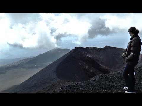 (HD) Tour Mt Etna