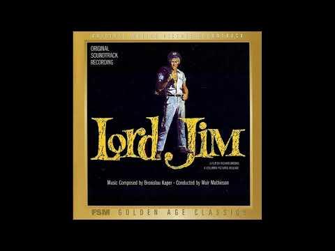 Lord Jim | Soundtrack Suite (Bronisław Kaper)